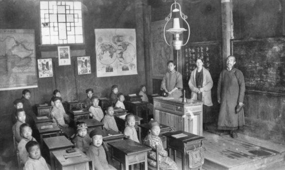 Ida Nummi opettaa Kiinassa