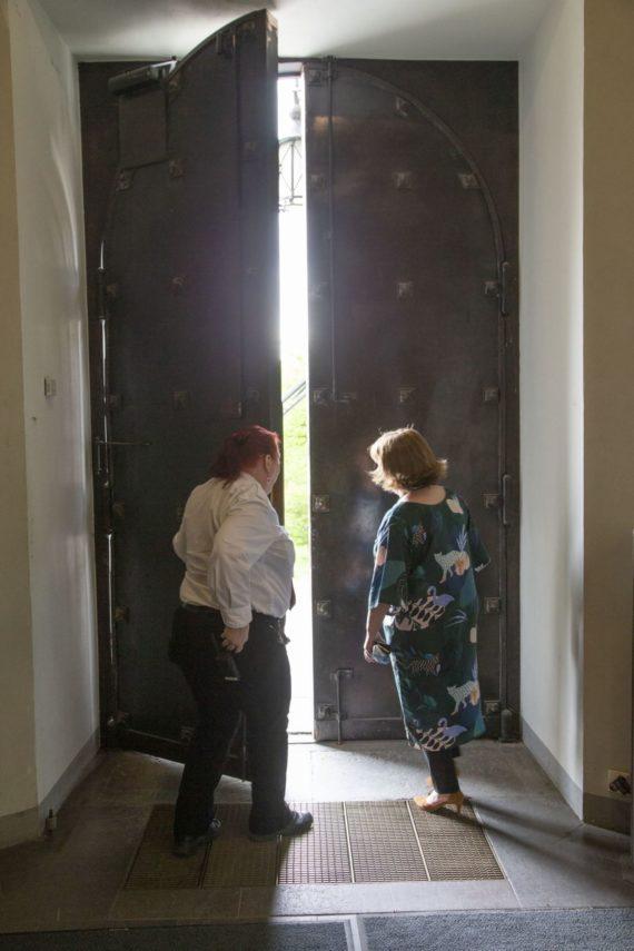 Kansallismuseon ovet avataan