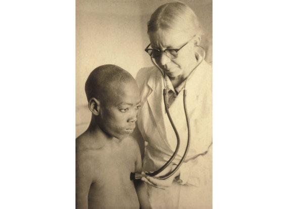 Lähetyslääkäri Selma Rainio